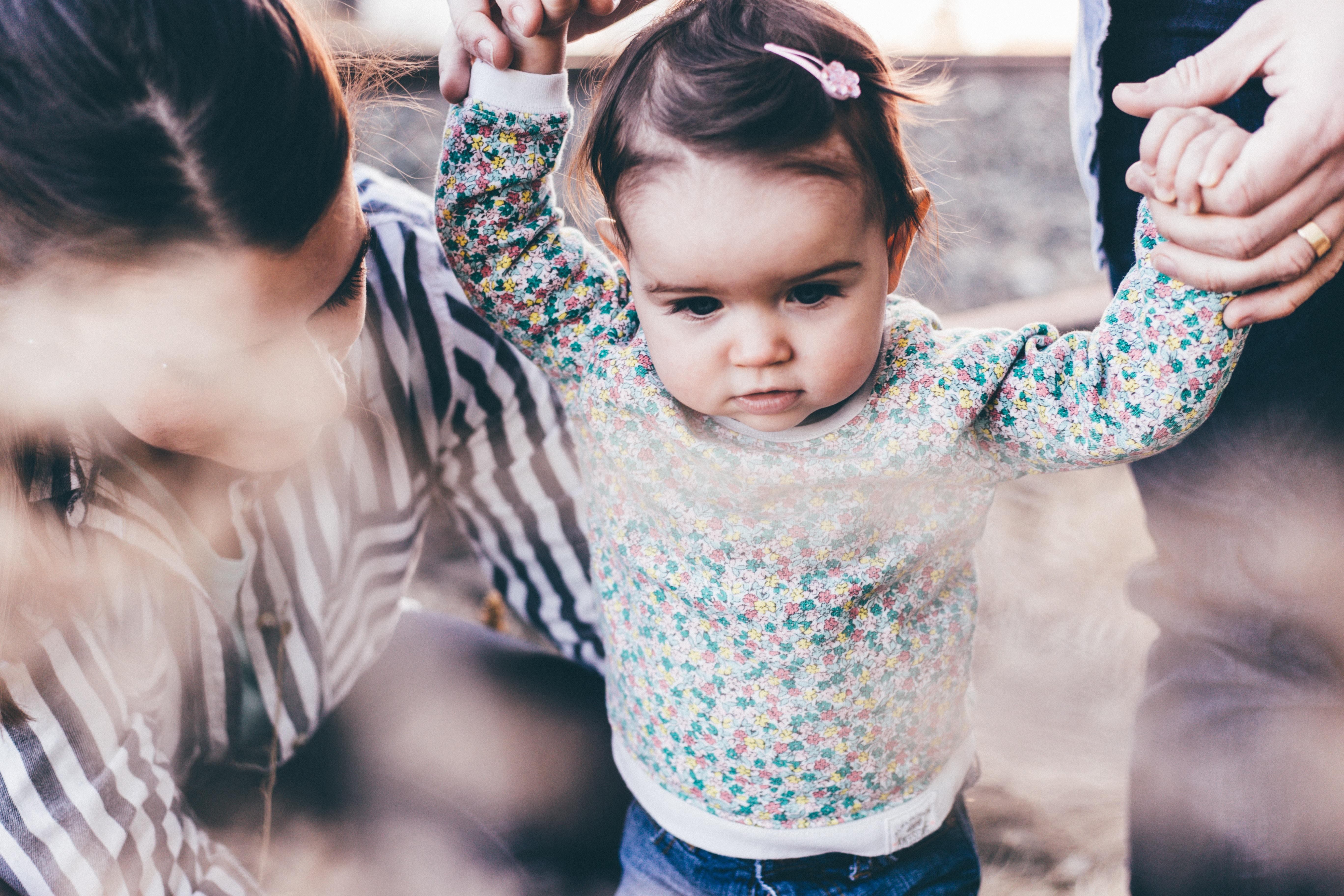 Entwicklung Baby Kleinkind in 36 Monaten Foto:Priscilla Du Preez bei Unsplash