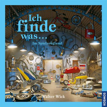 Ich finde was, Im Spielzeugland | Bilderrätsel | Kinder Kosmos Verlag