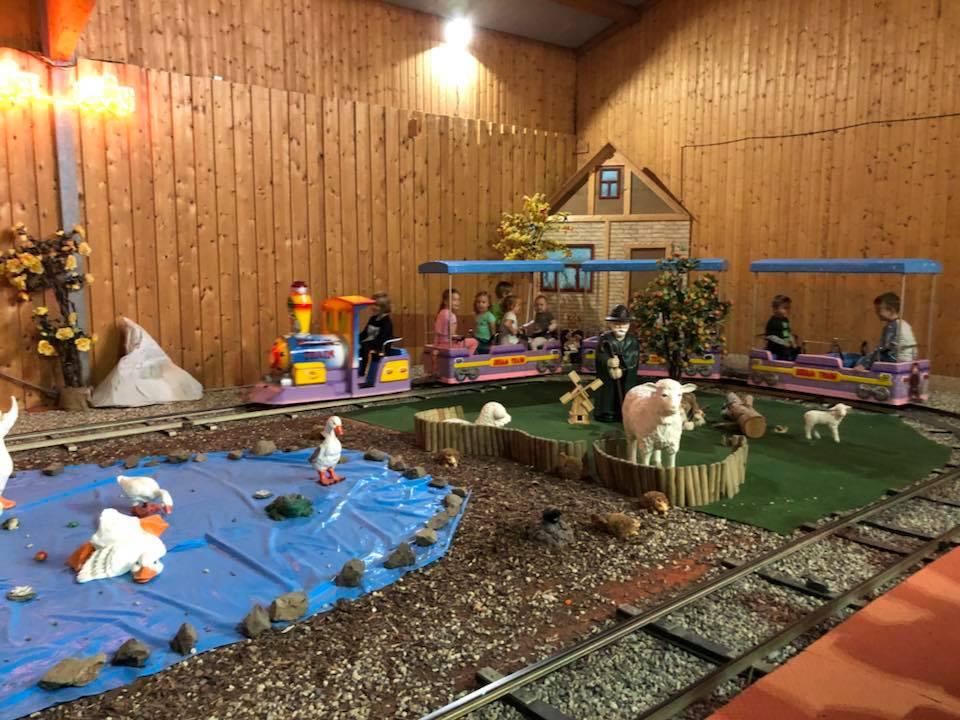 Frielo-Land Indoorspielplatz am Silbersee