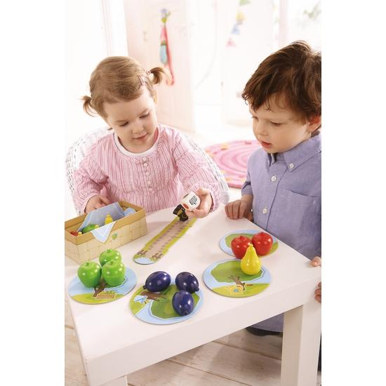 """Kinderspiel """"Mein erster Obstgarten von Haba - Foto: Haba"""